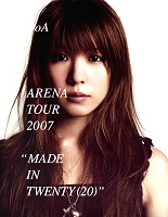 BoA's MADE IN 20 PAMPHLET